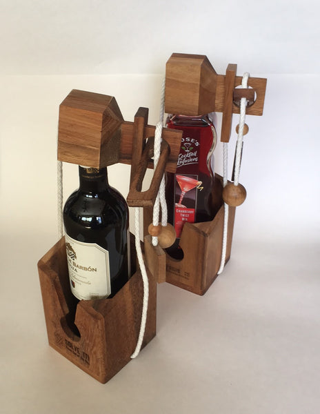 Couple of Wine Puzzles