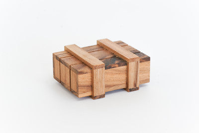 Magic Box - Wooden Trick Puzzle