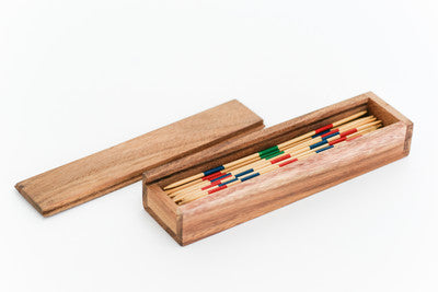 Mikado Pick Up Sticks - Wooden Game