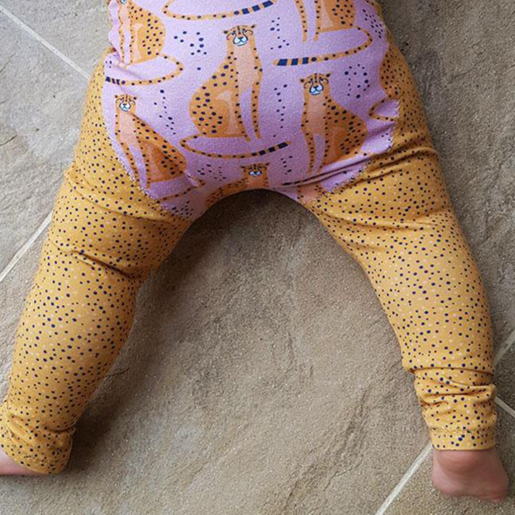 Baby leggings pattern round-up