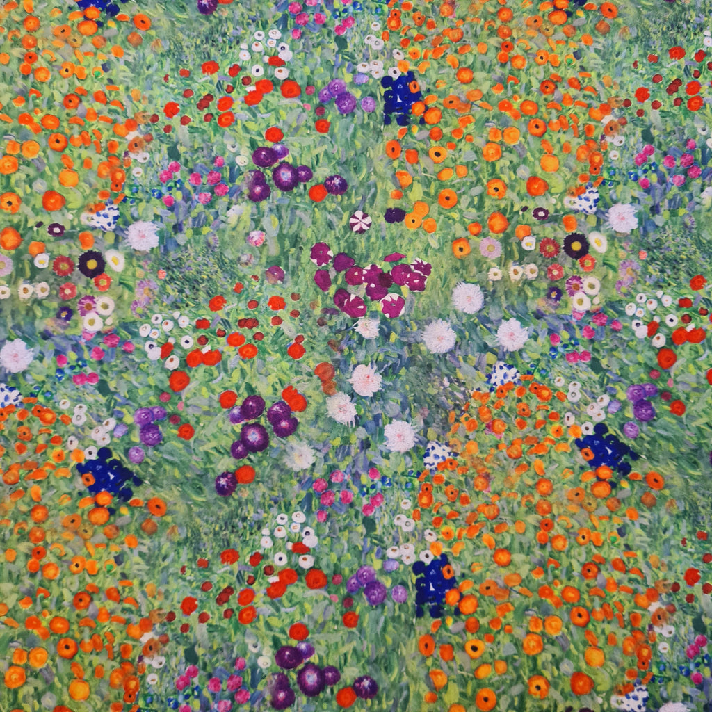 Waterproof Fabric Gustav Klimt sold by half metre