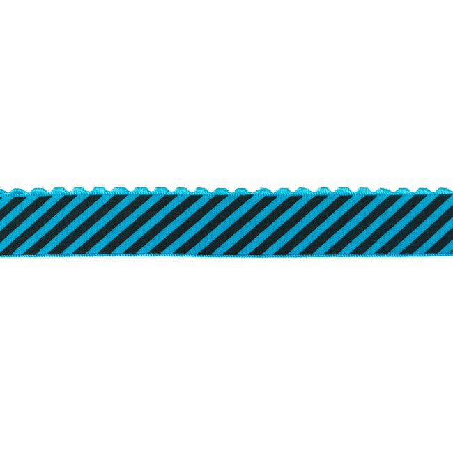 Striped Elastic 25mm, various colours