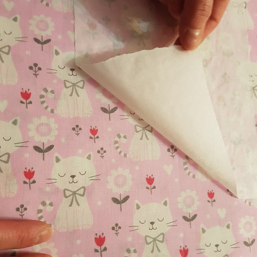 Thermoadhesive Tracing Paper