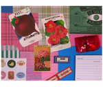 Build your own Collage Parcel 27 - Market Treasures & Fruity Trinkets