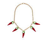 Chillies Chunky Chain Necklace