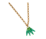 Bunch of Green Chillies Necklace