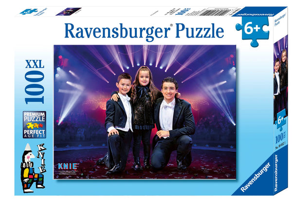 KNIE-Puzzle (100 Teile)
