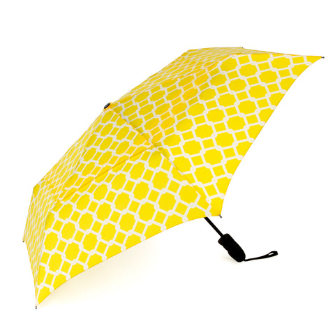 collapsible wind proof printed umbrella ~ Dionne