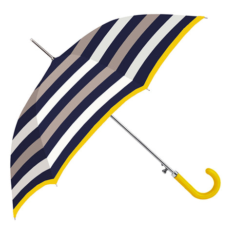 nautical stripe umbrella ~ Ayla