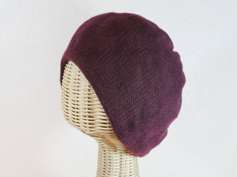 the perfect cashmere beret ~ Gabrielle