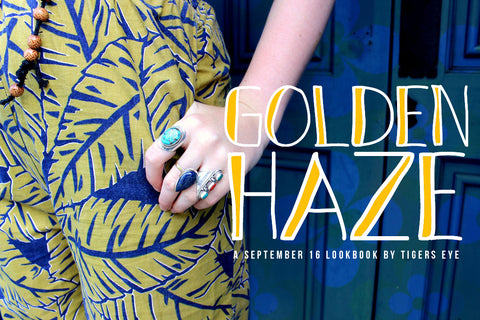 Golden Haze Lookbook
