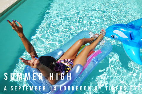 Summer High Lookbook