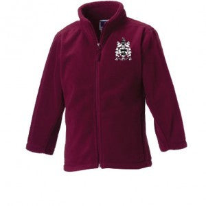 St Chads School Fleece