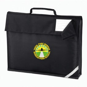 Borras Park School Book Bag