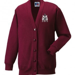 St Chads Primary School Cardigan