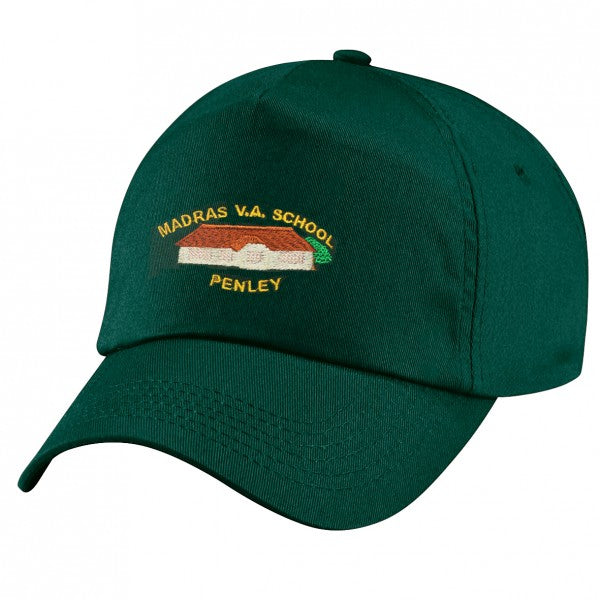 Madras School Cap
