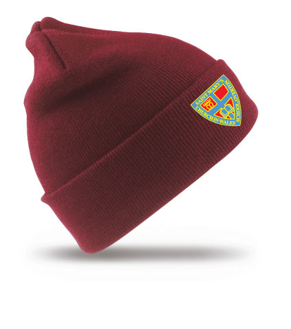St Marys Primary School Knitted Hat