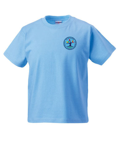 Whitchurch Church of England Federation PE T-shirt