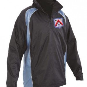 Maelor PE Panelled Rain Jacket