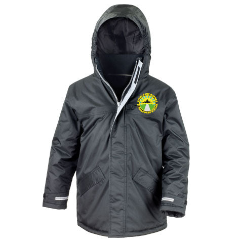 Borras Park School Parka Jacket