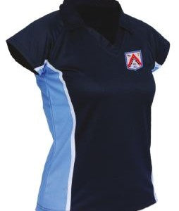 Maelor PE Polo Shirt Fitted V neck