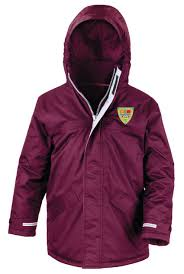 St Marys Primary School Parka Jacket