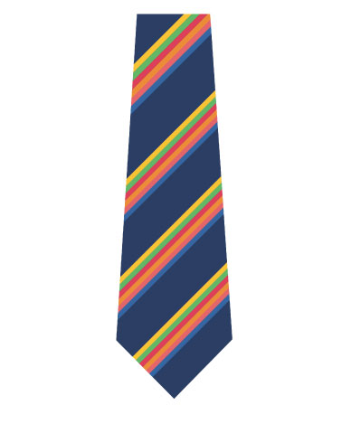 Whitchurch Church of England Federation  Tie