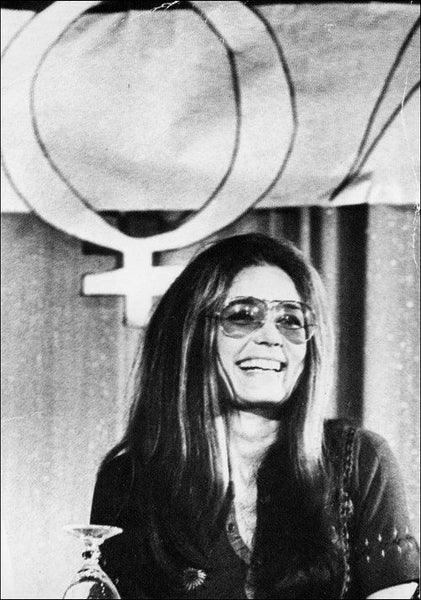 Women We Love: Gloria Steinem