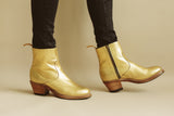 Gold High Road Boots