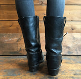 Vintage FRYE motorcycle boots