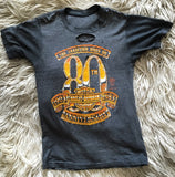 Shredded Vintage Harley Tee