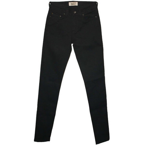 N&F Skinny Black Denim