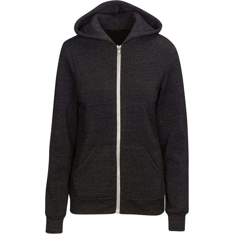 Born A Bad Seed™  Zip Up Hoodie Dark Gray