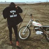 Born A Bad Seed Zip-up Hoodie
