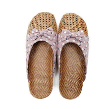 Load image into Gallery viewer, Floral Slippers