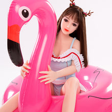 Sex Doll Love Doll HYPER SEXDOLL™ silicone Aki with sextoy