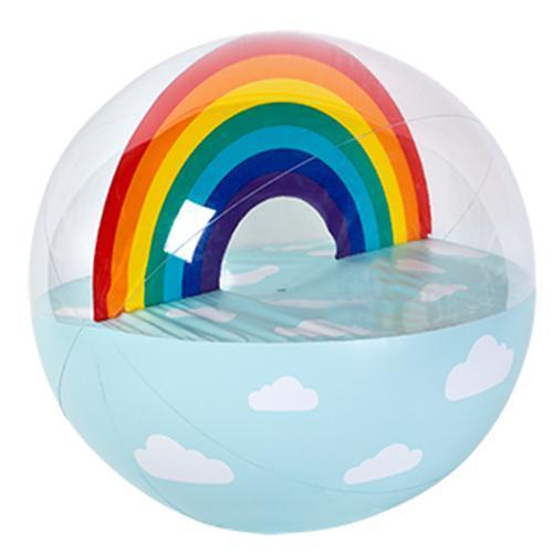Ballon gonflable XL Rainbow