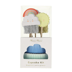 Kit de Cupcake Love weather