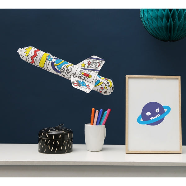 Air Toy 3D ROCKET
