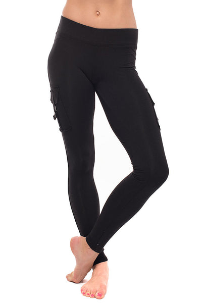 Bamboo Pocket Legging 2.0