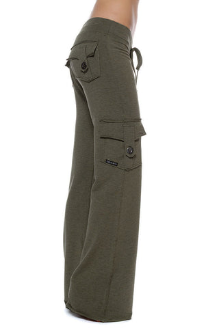 Bamboo Pocket Pant