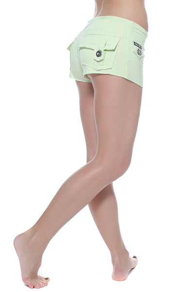 Bamboo Pocket Short