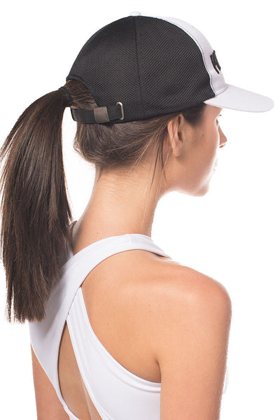 Mesh Back Workout Cap
