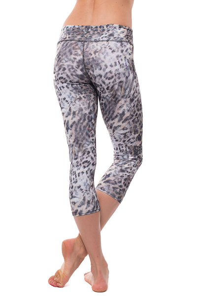Lynx Crop Legging