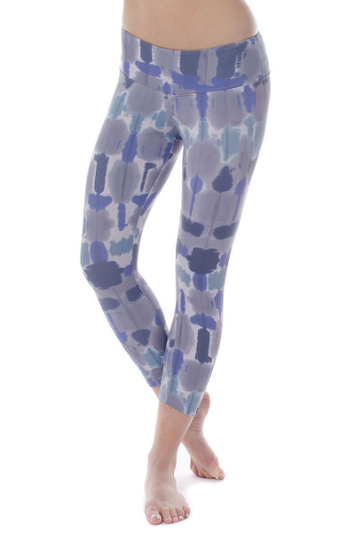 Mozaika Crop Legging