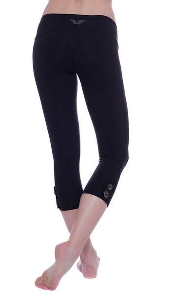Ride Free Crop Legging