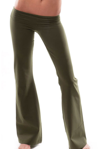 Low Rise Flare Yoga Pant (Sale)