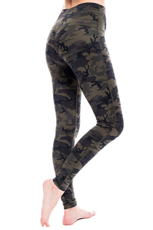 High Rise Warrior 2.0 Leggings