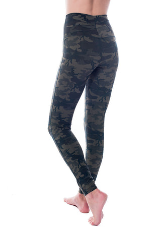 High Rise Warrior Leggings