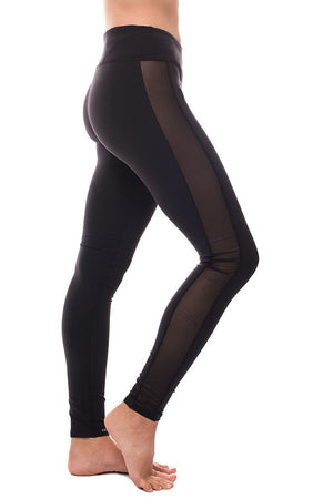 Bring It On Mesh Leggings